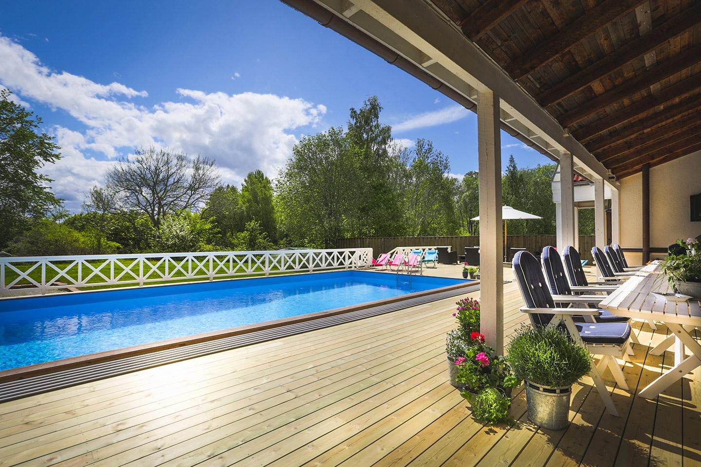 Villa Mälargården - Konferens i eget hus