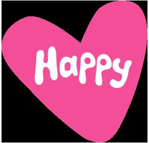 Happy-Pink