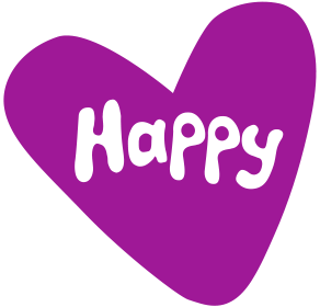 Happy-Purple