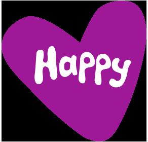 Happy-Purple