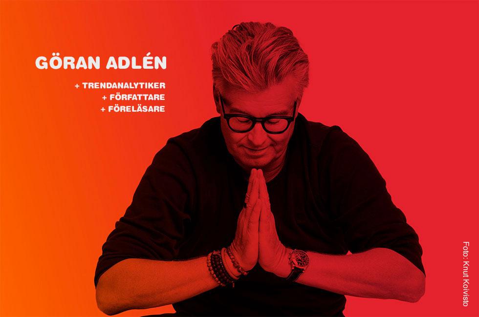 Göran Adlén namaste