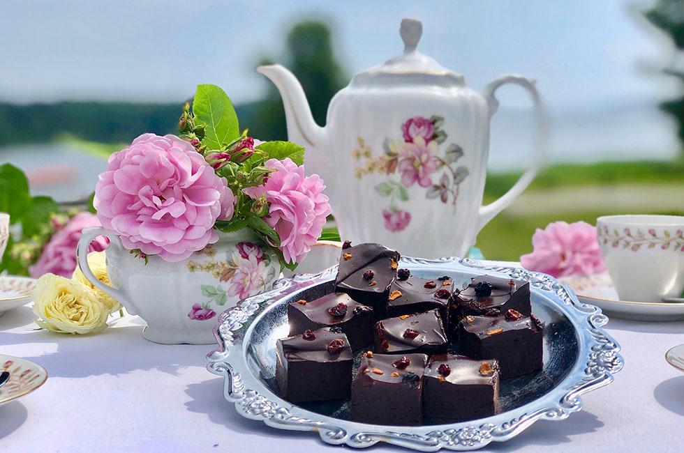 raw chokladruta recept