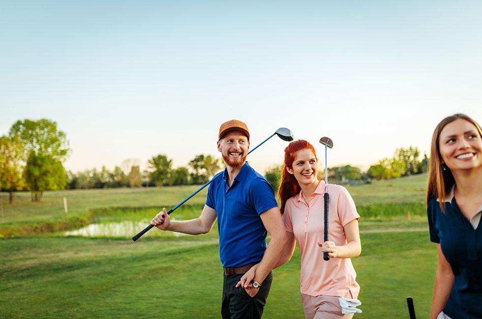 Golfweekend Bro-Bålsta