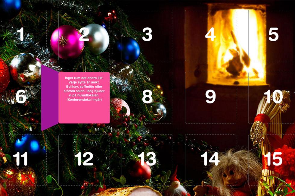 Julkalender 2016