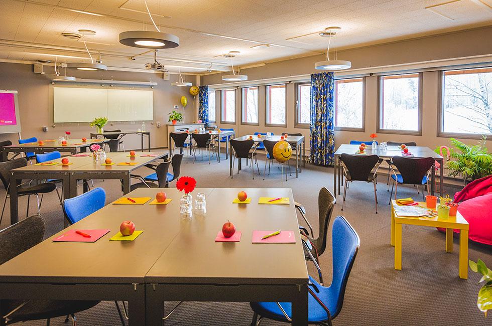Konferenslokal på Happy Tammsvik Konferens och Herrgård