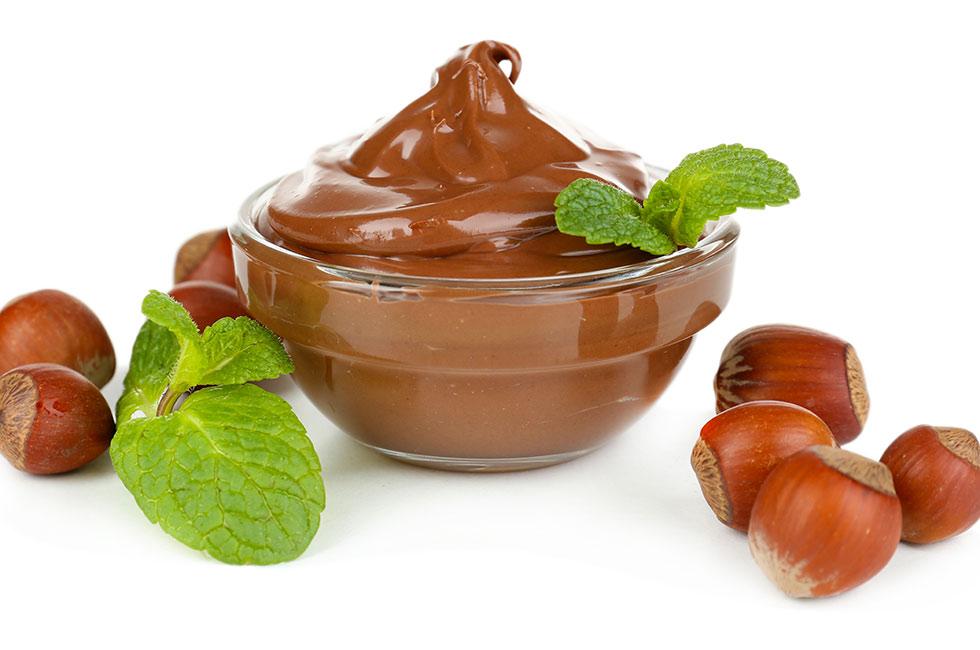 Hemmagjord nutella