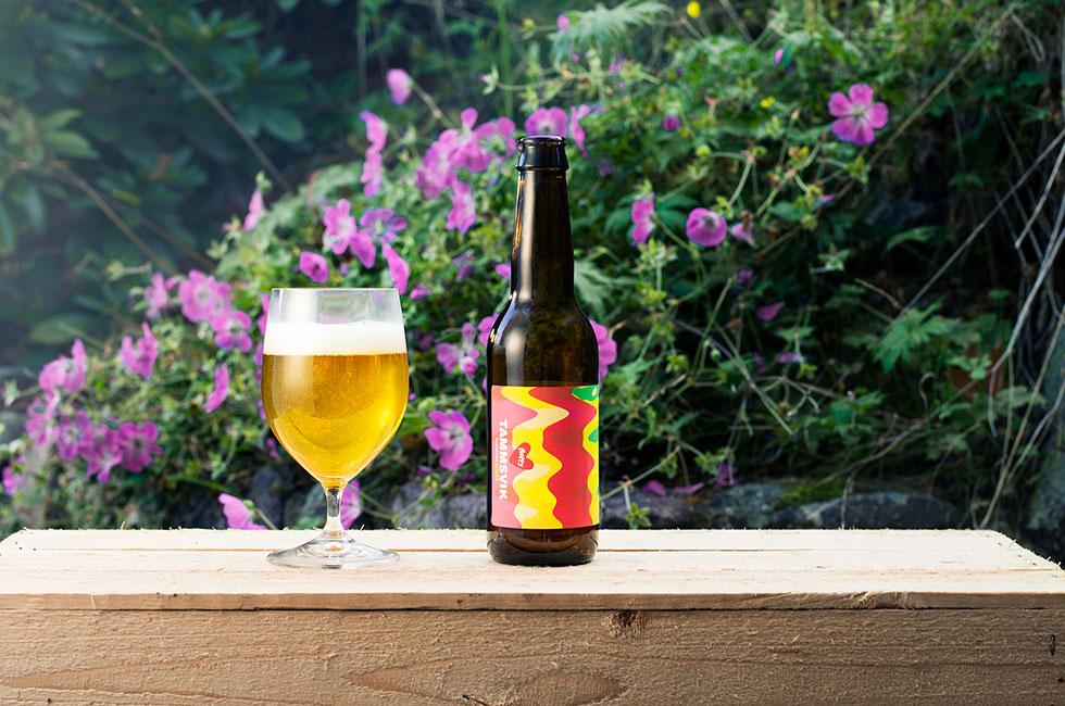 Happy beer hantverksöl - en roligare lager