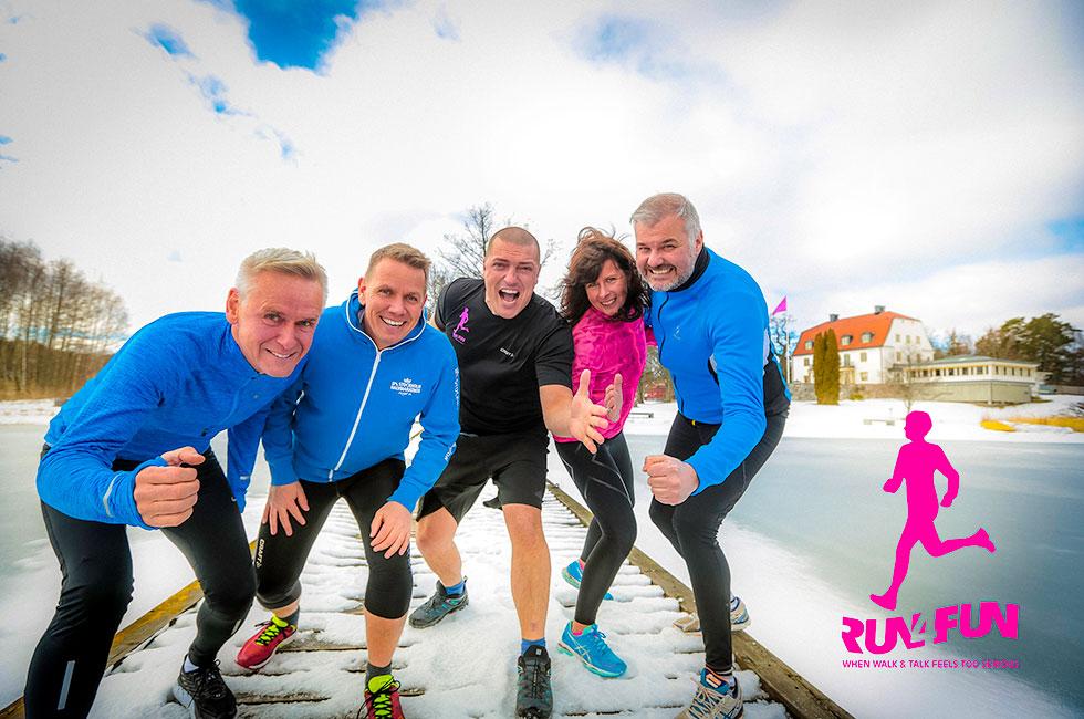 Run4Fun inbjudan 2018