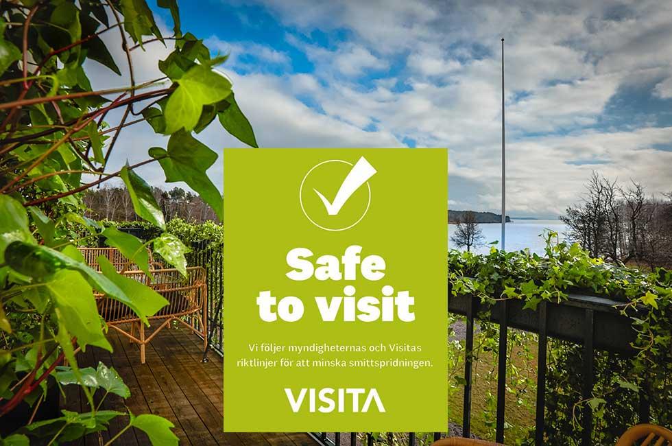 Safe to visit by VISITA