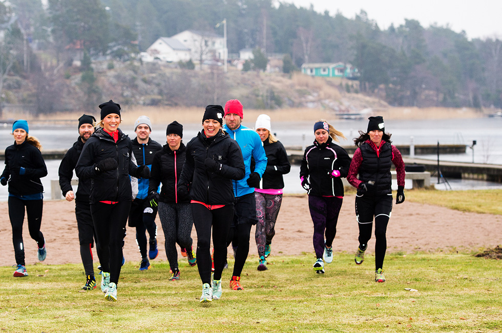 Sportkonferens med instruktör på Happy Tammsvik